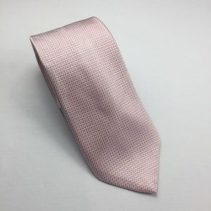 Canali Woven Light Pink And Blue Men's Tie